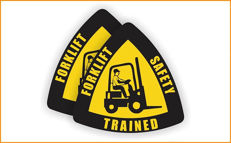 10 правил безопасности при работе на вилочном погрузчике