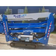 Гусеничный подъемник Bluelift C21/11 2009  б/у