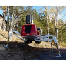 Гусеничный  подъемник Dino 185XTC II