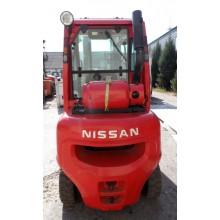 Вилочный погрузчик NISSAN UG1D2A30LQ 2008 б/у