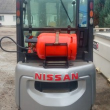 Вилочный погрузчик NISSAN P1D1A15LQ 2008 б/у
