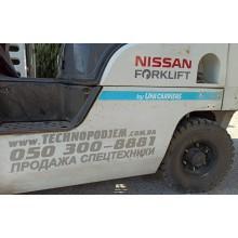 Вилочный погрузчик NISSAN NP1F1A15D 2013 б/у