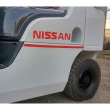 Вилочный погрузчик NISSAN P1F2A25D-2 2014 б/у
