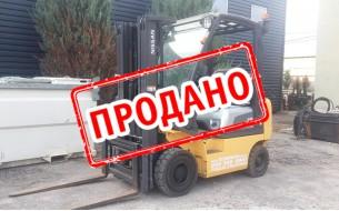 Вилочный погрузчик NISSAN P1D1A18LT 2012 б/у