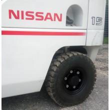 Вилочный погрузчик NISSAN NP1F1A15D-3 2012 б/у