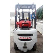 Вилочный погрузчик NISSAN NP1F1A15D-2 2012 б/у