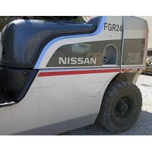 Вилочный погрузчик NISSAN P1F2A25D-Z-2 2013 б/у