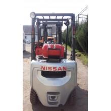 Вилочный погрузчик NISSAN FG18 2007 б/у