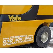 Вилочный погрузчик YALE GLP40VX5 2011 б/у