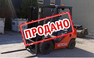 Вилочный погрузчик TOYOTA 32-8FG25 2010 б/у