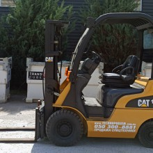Вилочный погрузчик CATERPILLAR GP18N 2006 б/у