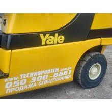 Вилочный погрузчик YALE GLP25VX 2007 б/у