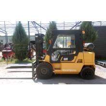 Вилочный погрузчик CATERPILLAR GP40K 2007 б/у