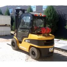 Вилочный погрузчик CATERPILLAR GP35N 2006 б/у