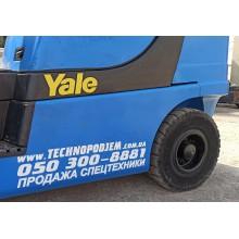 Вилочный погрузчик YALE GLP30VX 2006 б/у