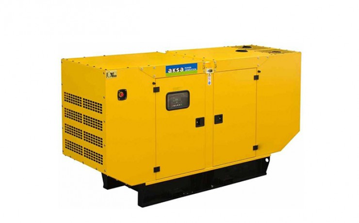 Аренда электростанции AKSA APD 110C