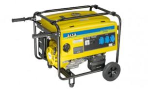 Аренда бензинового генератора AKSA AAP5500E
