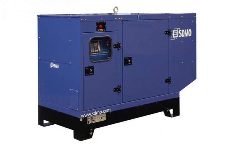 Аренда электростанции SDMO J66К