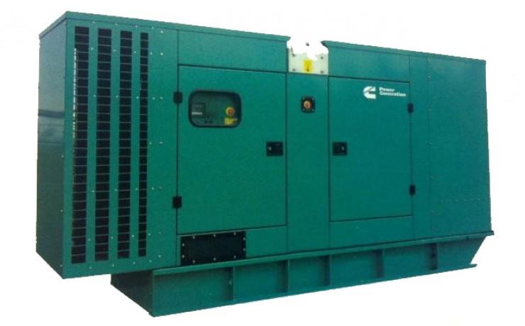 Аренда электростанции CUMMINS C90D5