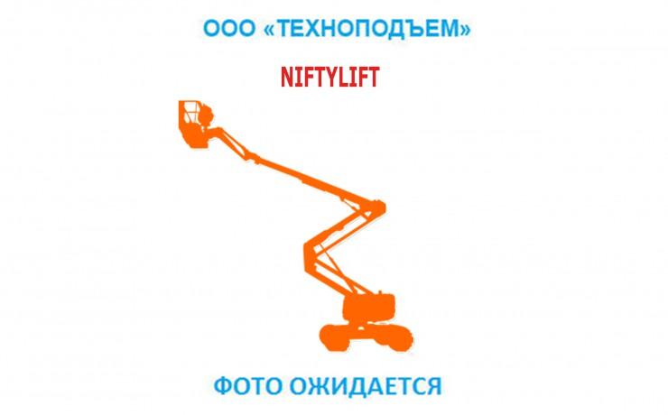 Самоходный коленчатый подъемник Niftylift HR17 Hybrid 4x4 2014 б/у