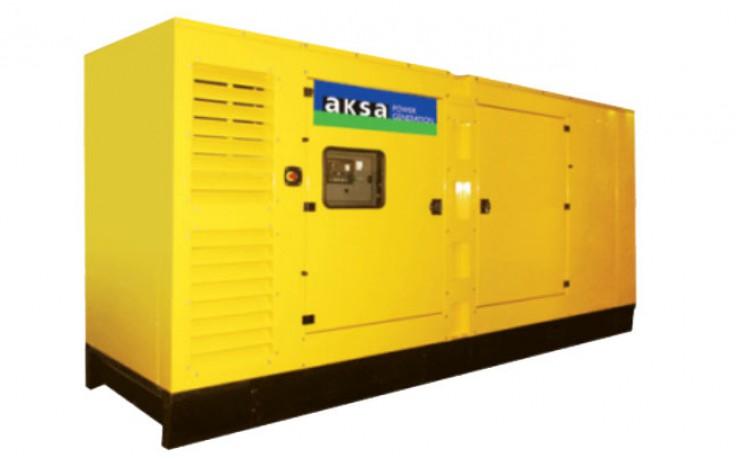 Аренда электростанции AKSA AD 330